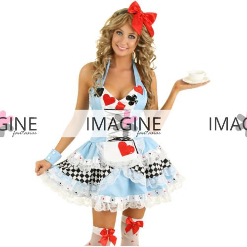 Fantasia Alice no País das Maravilhas (4)