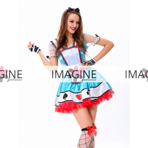 Fantasia Alice no País das Maravilhas (6)