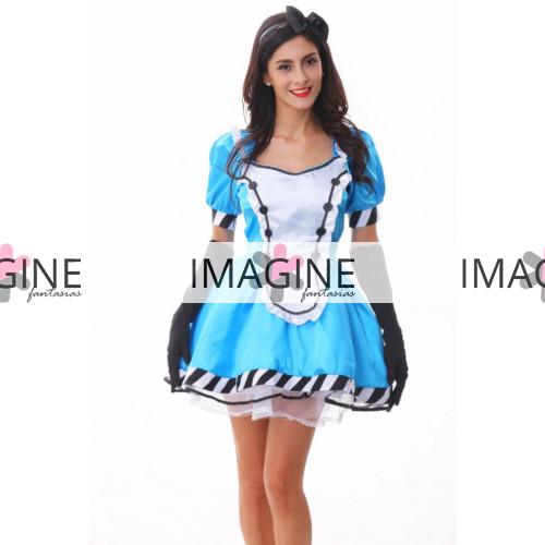 Fantasia Alice no Pais das Maravilhas 7