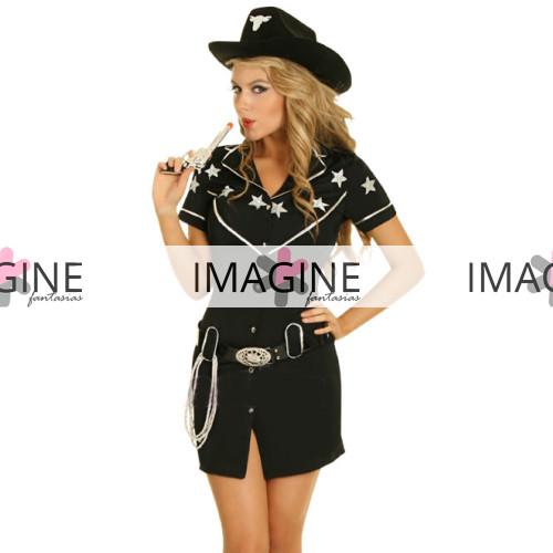 Fantasia Cowgirl