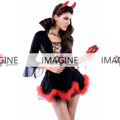 Fantasia Devil Luxo