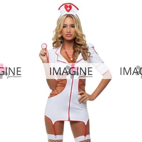 Fantasia Enfermeira Sensual