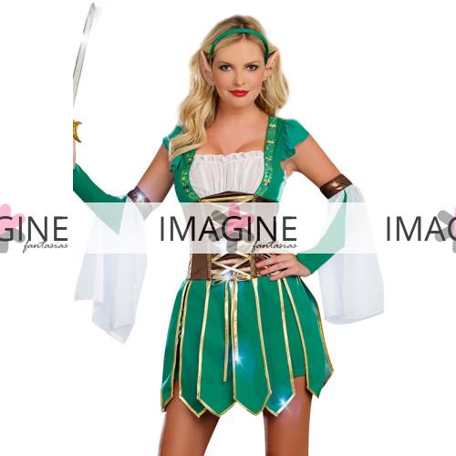 Fantasia Guerreira Elf