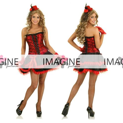 Fantasia Moulin Rouge Burlesque