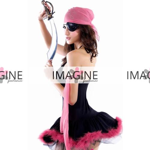 Fantasia Pirata Pink