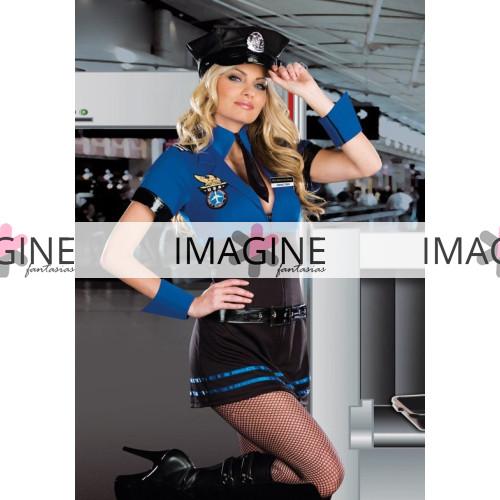 Fantasia Policial Airport