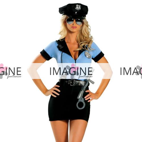 Fantasia Policial FBI