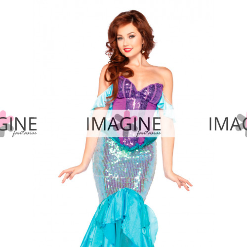 Fantasia Princesa Ariel