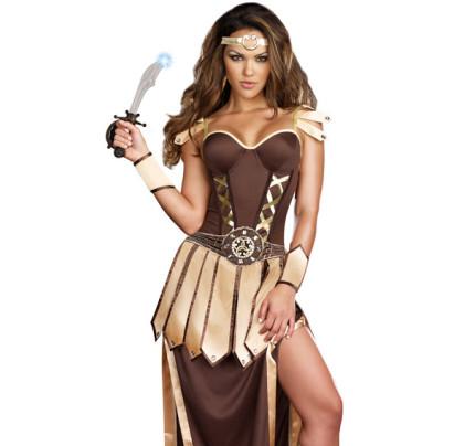 Fantasia Gladiadora Luxo