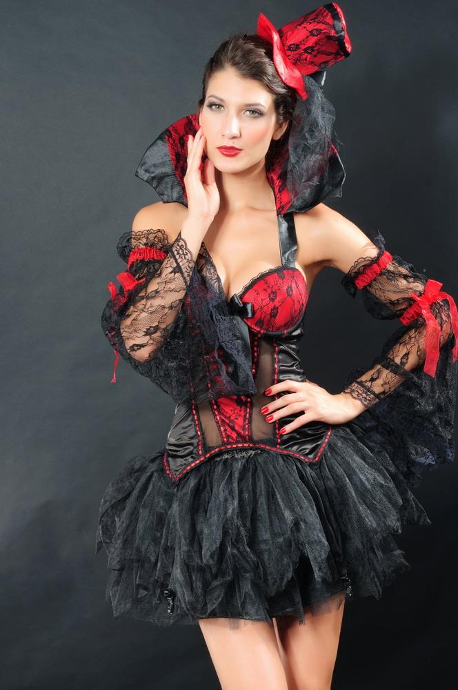 Corset Halloween Costume Ideas